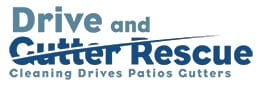 Drive and Gutter Rescue logo